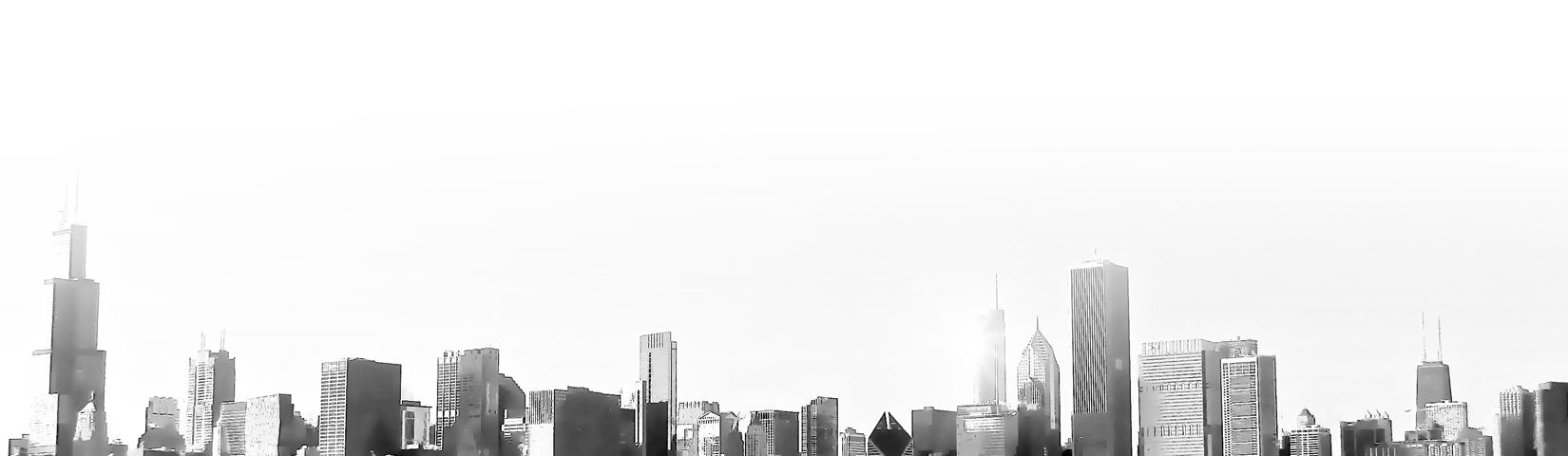 Chicago City Skyscape